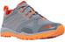 The North Face Ultra Fastpack II GTX Shoes Men Q-Silver Grey/Tibetan Orange